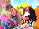 детская передача  В ГОСТЯХ У ОБЪЕДАЛЫ И МЕНЮШКИ - ПРЯМОЙ ЭФИР 2004